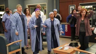 Corona's impact on TV's longest medical drama 'Gray's Anatomy'