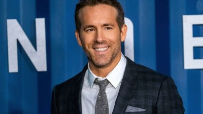 Actor Ryan Reynolds can be seen in this film