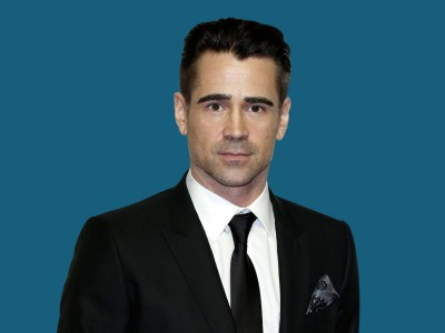 Actor Colin Farrell was surprised to see the set of 'Dumbo'