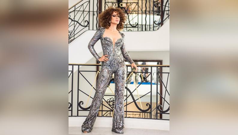 Cannes 2018 : कैट सूट में कंगना ने दिखाई अपनी बोल्डनेस, पहचाना हुआ मुश्किल