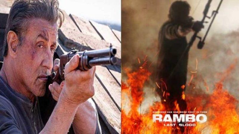 Superstar Sylvester slays in Rambo Last Blood