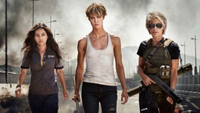 TamilRockers give a blow to Hollywood film Terminator-Dark Fate, leaked online