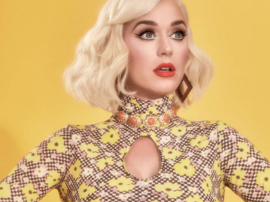 One Plus Music Festival: Singer Katy Perrys concert in