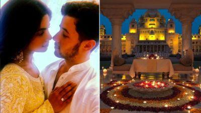 इतने खूबसूरत महल में शाही शादी करेंगे निक और प्रियंका
