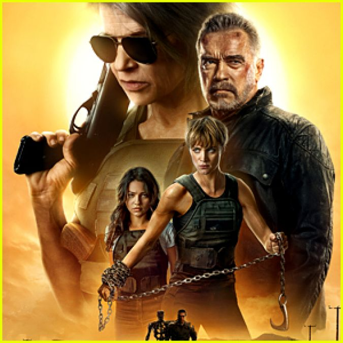 Terminator Dark Fate : एक्शन का फुल डोज होगी फिल्म, तीन दशकों से अर्नाल्ड श्वार्जेनेगर के दीवाने है दर्शक