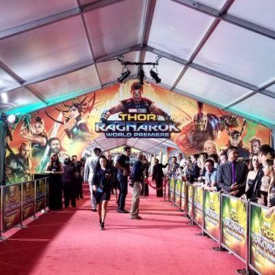 लॉस एंजेलिस में हुआ 'थॉर: रैग्नारोक' का प्रीमियर, 3 नवम्बर को होगी रिलीज़