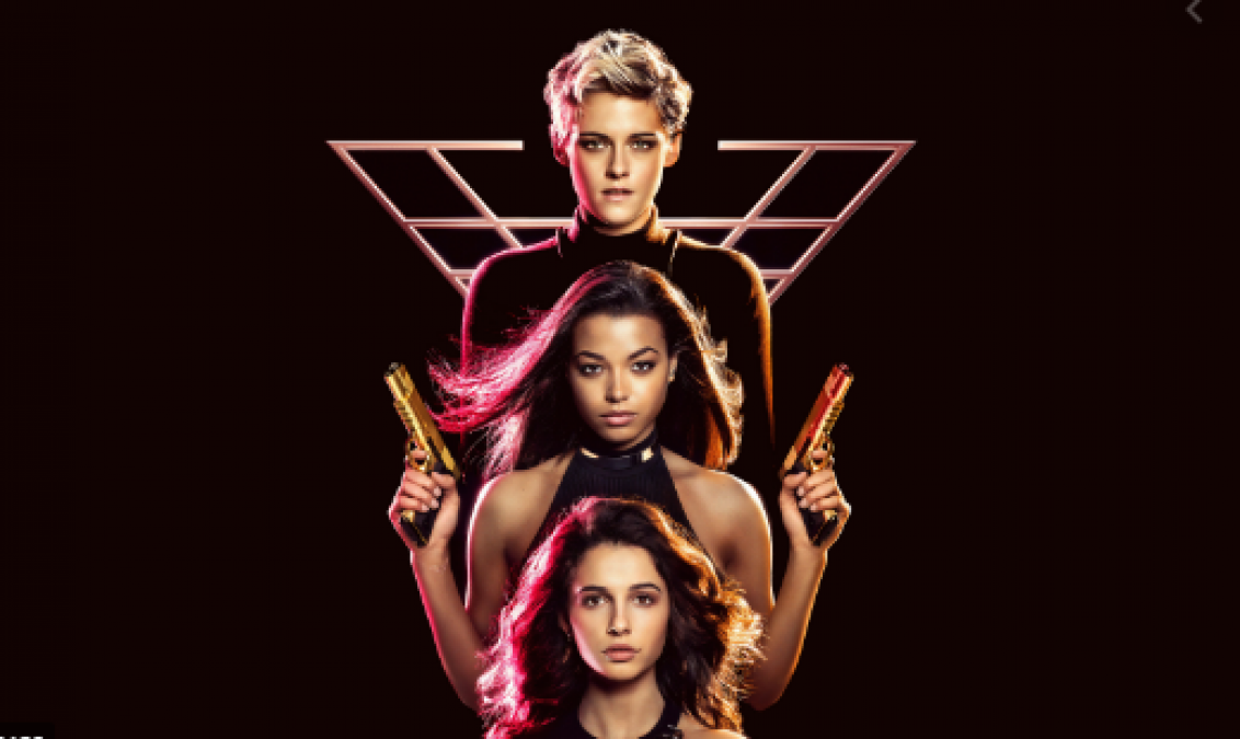 New poster of Hollywood film Charlies Angels released, look made fans