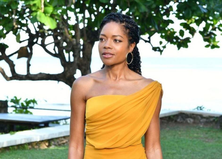 Hollywood actress Naomie Harris gave a big statement, said - Hands were inserted in my skirt during the
