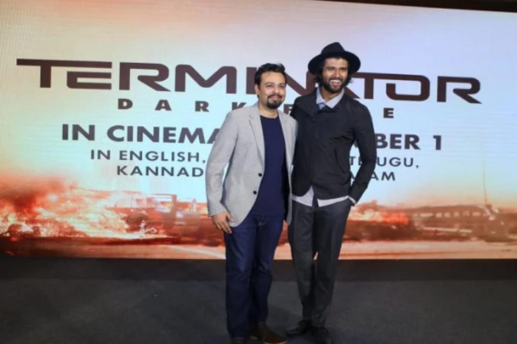 हॉलीवुड फिल्म टर्मिनेटर डार्कफेट को मिला अर्जुन रेड्डी का साथ, मेकर्स बनाने जा रहे ये रिकॉर्ड