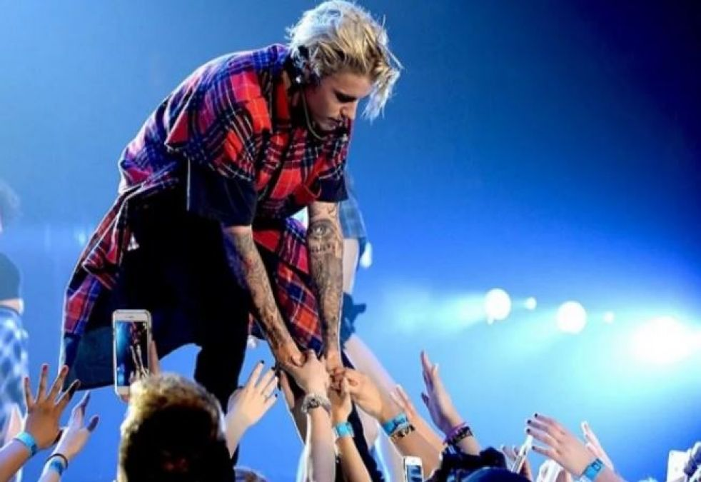 Justin reveals, started taking drugs at the age of 19