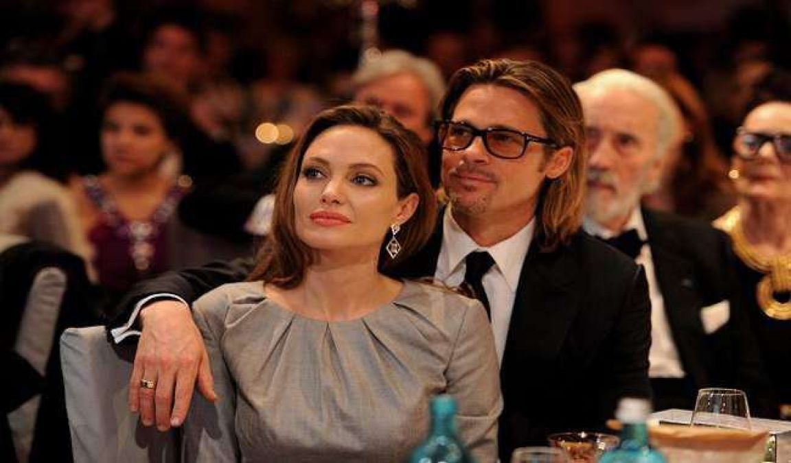 After this incident, famous actor Brad Pitt was busy ruining himself!