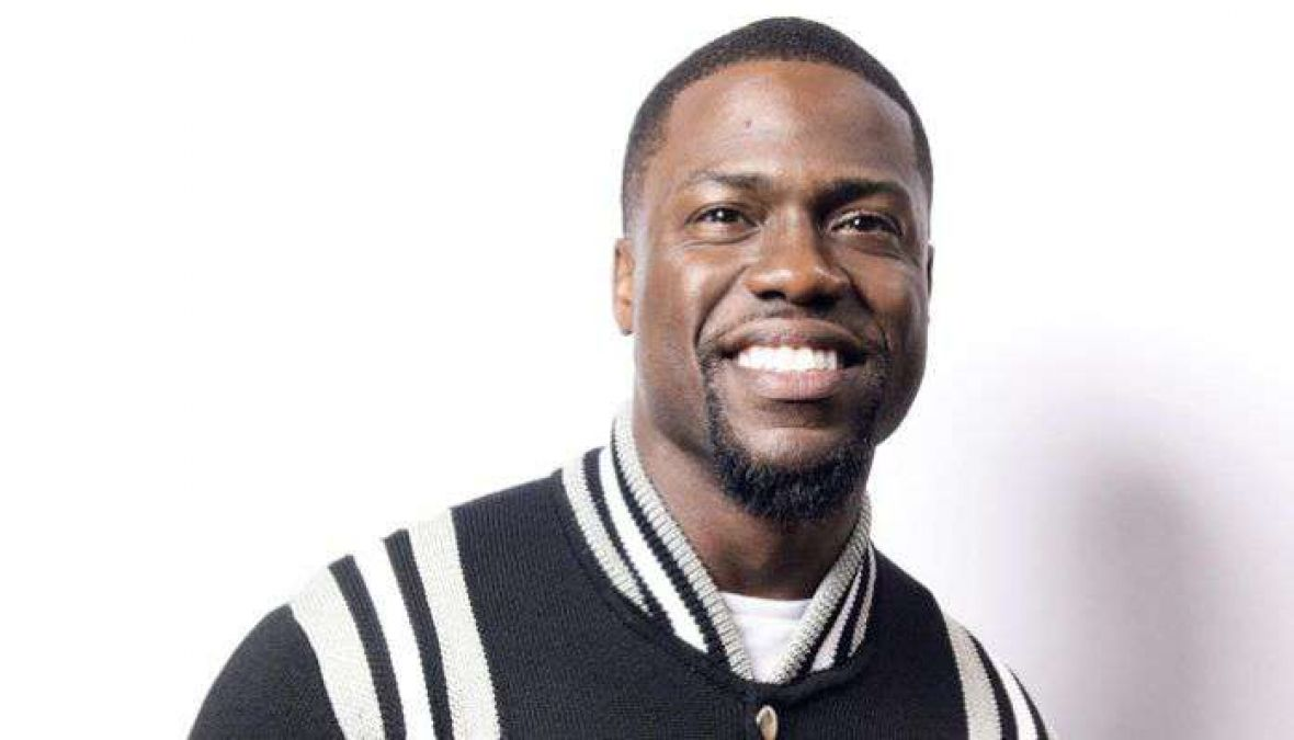 Big news for fans Kevin Hart is recovering from injuries