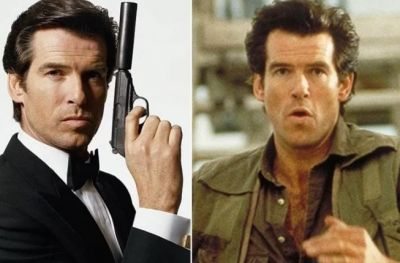 Pierce Brosnan wants a female to play  role of James Bond