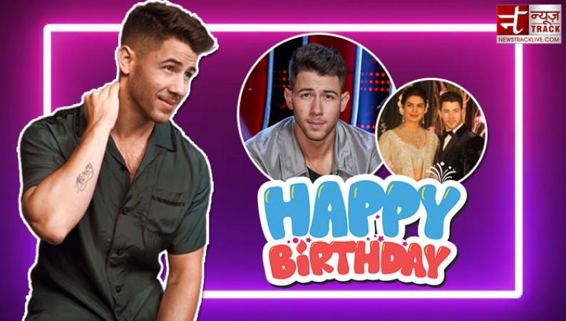 Happy Birthday Nick Jonas - Fashionably Fly
