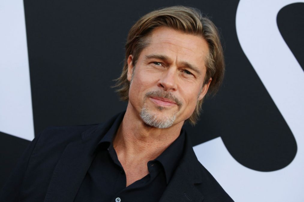 Hollywood star Brad Pitt, who is playing the role of Astronaut in a film, said this about Vikram Lander