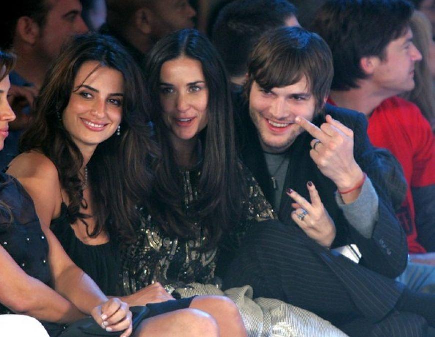 Demi Moore learned of Ashton Kutcher's cheating via Google alert