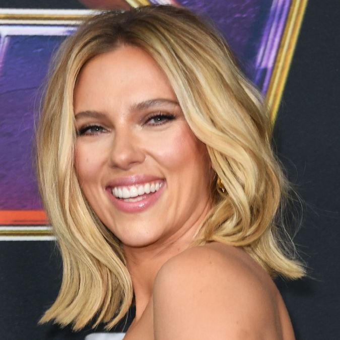 The boldness of Scarlett Johansson crossed all the limits, watch these