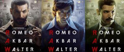RAW मूवी रिव्यु : हिंदुस्तानी जासूस की कहानी रॉ, जॉन के दिखे अलग रूप