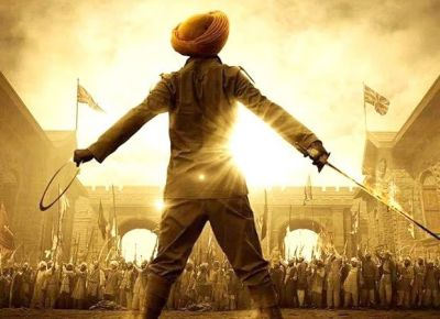 Box office collection : वीकेंड के भरोसे 'केसरी' के 150 करोड़ का आकंड़ा