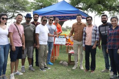 The shooting of Nawaz-Tamanna's 'Bole Chudiyaa' starts, Photos out!