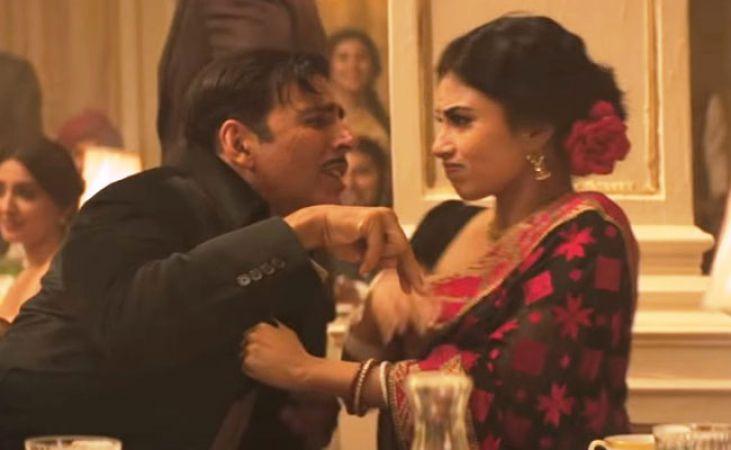 'गोल्ड' के नए गाने में अक्षय कुमार का दिखा नॉटी अंदाज़