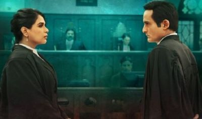 Section 375 Poster: Richa-Akshay Appeared in a Serious Look in film's first poster!