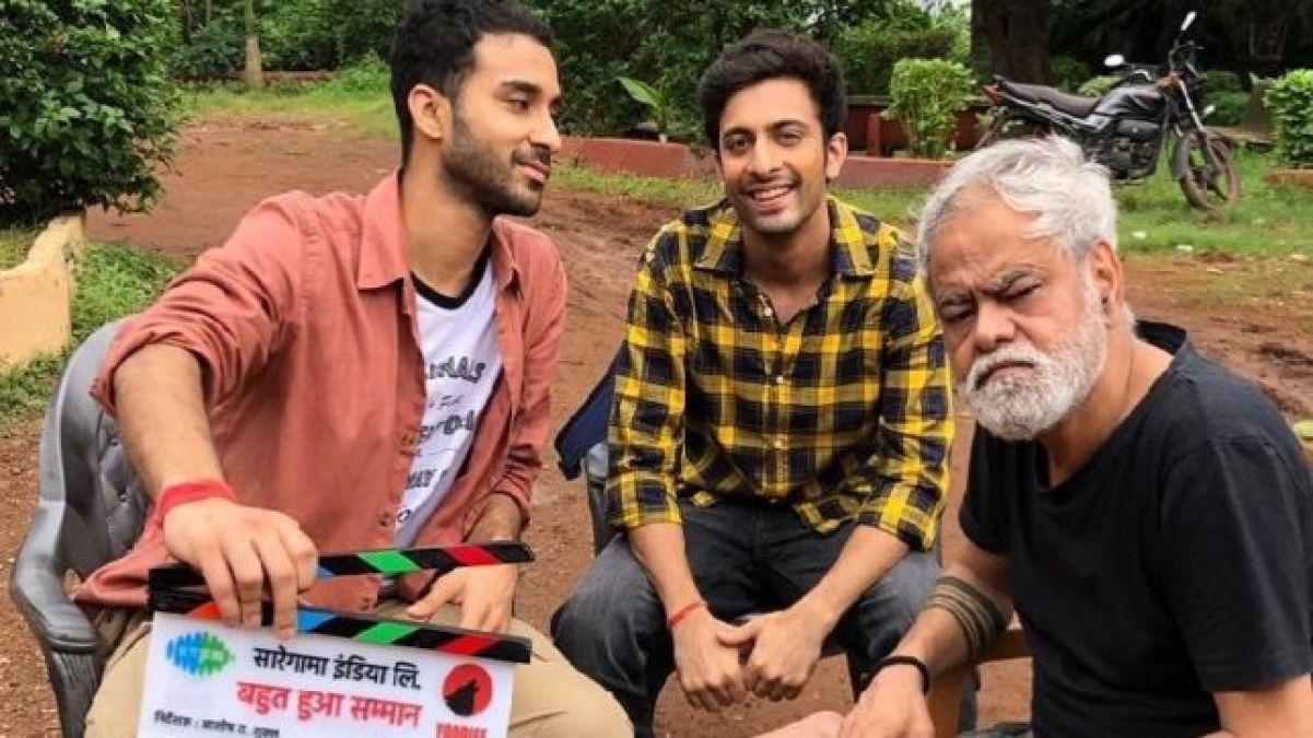 Sanjay Mishra starts Shooting of 'Bahut Hua Sammaan', Shares Photos!