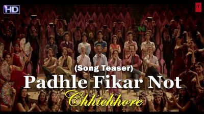 Chhichhore Song: Makers of the film tease fans with their next song
