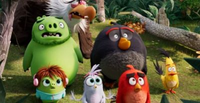 This Friday long with Angry Bird 2, more big movies are getting released!