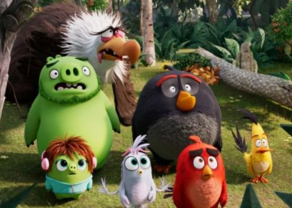 Movie Review: If you have a hobby to watch an animation, then Angry Birds is a good choice!