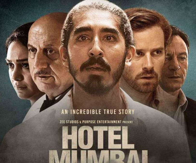 Box office collection: 'Hotel Mumbai' stays strong, collect this much