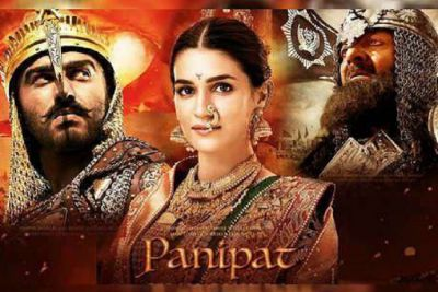 Arjun Kapoor lives up expectations; know Panipat's first-day collection
