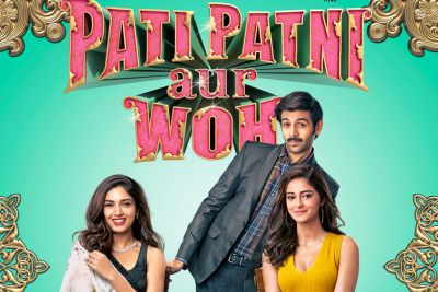 'Pati Patni Aur Woh' set fire at the box office, earning so many crores in three days