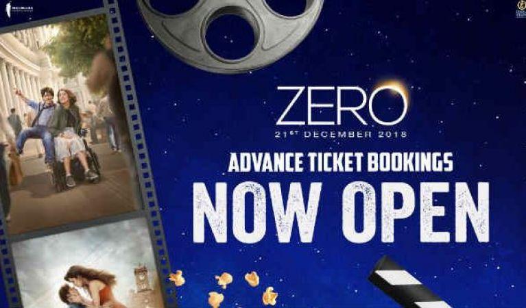 शाहरुख़ की मच अवेटेड फिल्म की एडवांस बुकिंग हुई शुरू, ऐसे दी जानकारी
