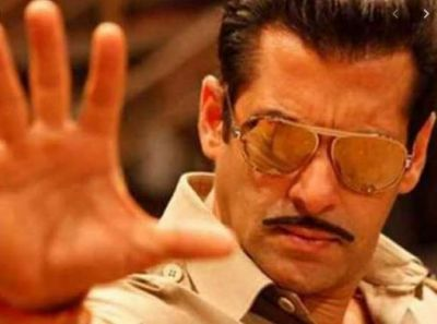 Box Office Collection: The fourth day of Salman's film 'Dabangg 3' went well, Know total earning