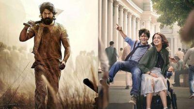 Box Office : KFG ने किया शाहरुख़ को 'जीरो', 8 दिनों में भी नहीं कर पाई 100 करोड़