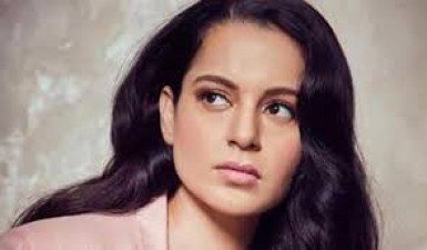 Tejas First Look: Kangana Ranaut's film's first look is out,  film is to be released in 2021