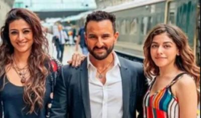 Saif's new movie 'Jawaani Jaaneman' trailer released