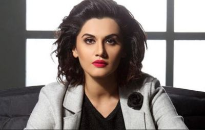 Tapsee Pannu releases the release date of 'Thappad'