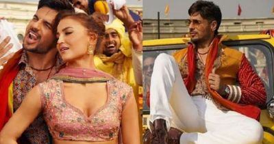 The first look of Jabariya Jodi's songs came to the fore, see Siddharth and Eli