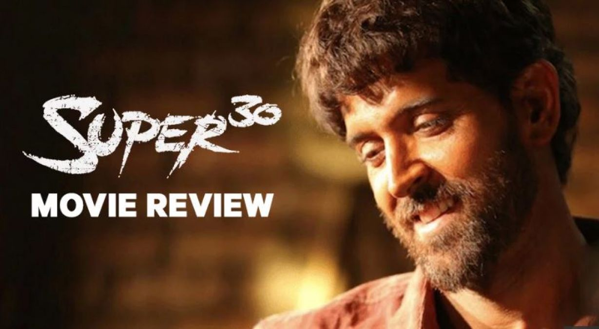 Movie Review: The Story of constant efforts and Victory is Super 30