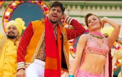 Jila Hille Song: Siddhartha-Ellie appeared in the new song of 'Jabariya Jodi'