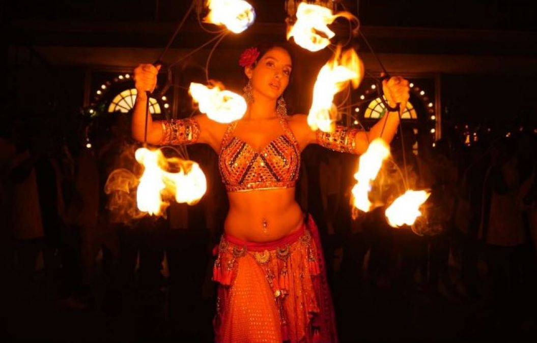 Batla House Song's Saki Saki Song, Nora Fatehi will steal your heart with her amazing moves