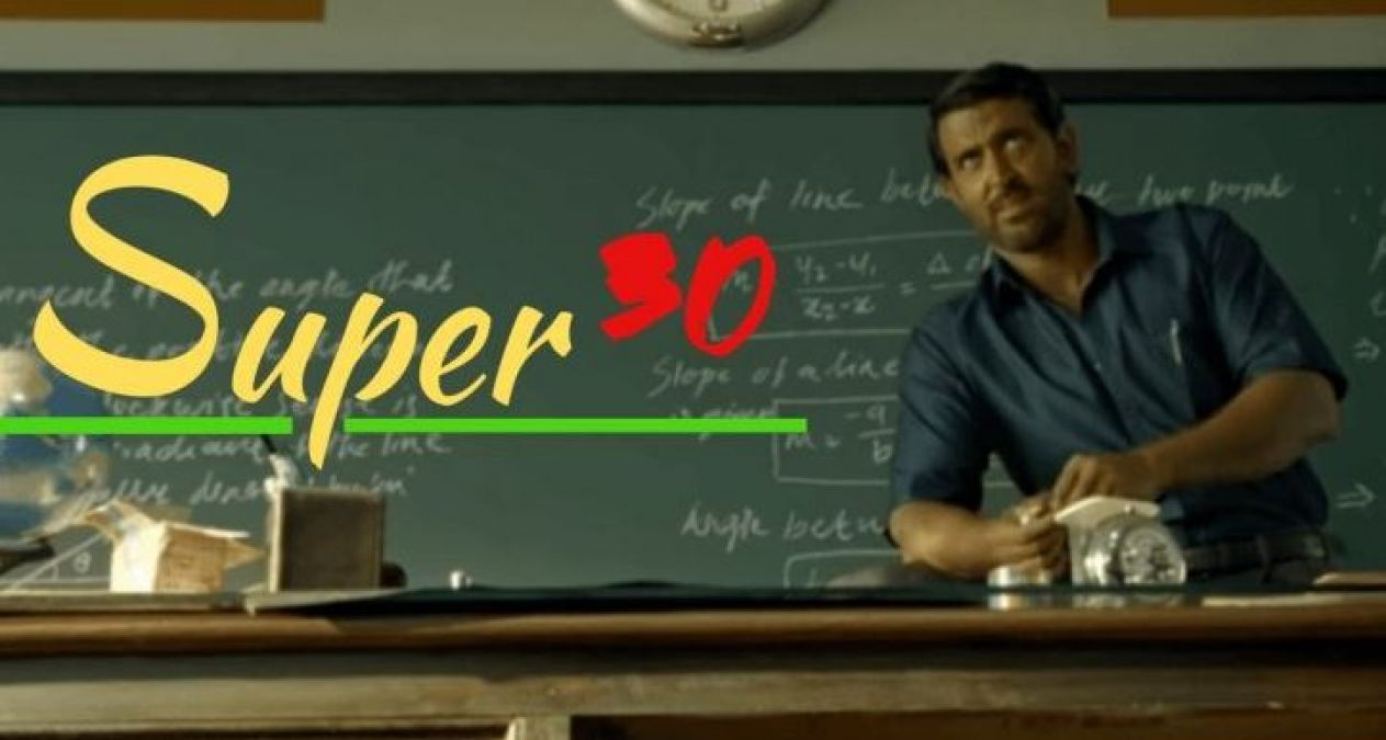 Hrithik Roshan's Super 30's gets leak online by Tamil Rockers