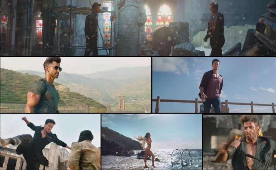 War teaser: Hrithik and Tiger give double dose of action, watch here