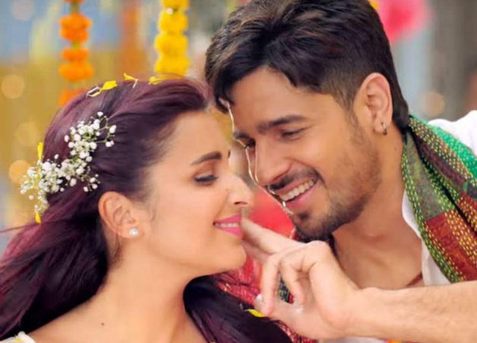 Dhoonde Akhiyaan Song : 'जबरिया जोड़ी' के नए गाने में दिखा परिणीति-सिद्धार्थ का रोमांस