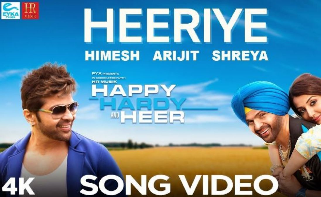 Heeriye: Happy Hardy & Heer's Romantic Song Released