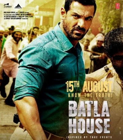 Batla House Poster: John Shared a New Poster Before Films Release!