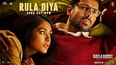 Rula Diya : रिलीज़ हुआ बाटला हाउस का रोमांटिक-सेड सांग