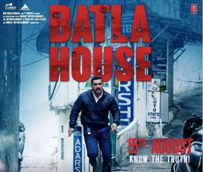 John Abraham Shares Batla House's Powerful New Poster!